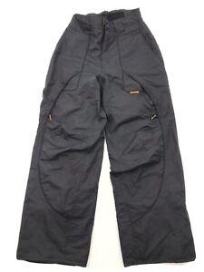 Oakley Software Snow Ski Snowboard Black Pants Size Medium