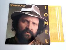 """TOMEU PENYA """"TOMEU"""" LP SPANISH 12"""" EX/EX INCLUYE LETRAS DE LAS CANCIONES"""