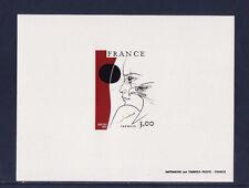 épreuve de luxe timbre France   tableau  Trèmois   1977  num: 1950