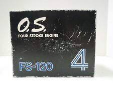 O.S. Four Stroke Cycle Engine FS-120 35530