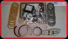 A4LD DELUXE TRANSMISSION REBUILD KIT 1990-1995 FORD BRONCO RANGER W/FILTER/BANDS