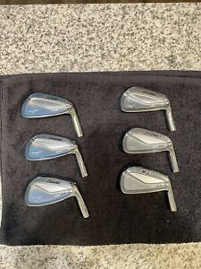 Mizuno MP-64 Irons (5-PW) Heads Only