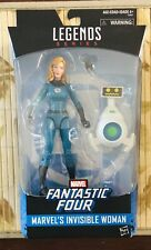 Marvel Legends Invisible Woman Fantastic Four Action Figure - NEW