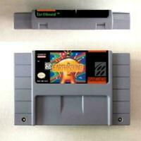 Earthbound - Rpg Game Card Us Version English Language Battery Save For Snes