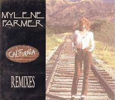 MAXI CD Mylène FARMER California DIGIPACK   6 REMIXES NEW SEALED