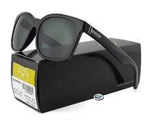 New Von Zipper HOWL Sunglasses | BKV - Gloss Black / Vintage Grey Lens
