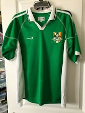 """Ireland National Team Soccer Jersey - Lansdowne """"Boys in Green' Must See!"""