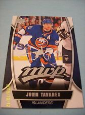 2013-14 Upperdeck MVP Silver Script Card # 5 John Tavares!