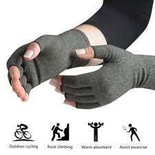 Arthritis Therapeutic Compression Gloves Hands Pain Swollen Relief Circulation M One Pair