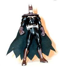 "DC COMICS 6 ""MATTEL BATMAN BLACK Costume figura Nizza!"
