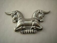 Persian Empire Persepolis Bulls Statue Apadana Palace Shiraz Iran Fridge Magnet