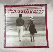 Vintage 1997 2025 Sweethearts A Collection of Romantic Snapshots Calendar