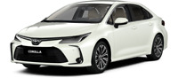 Toyota Corolla 2019- Front camera & video input interface
