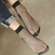 LADIES SMALL FISHNET SEXY ANKLE HIGH NET ANKLET SHORT WOMENS SOCKS