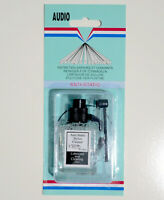 Anti-Static Stylus Cleaner Brush & Cleaning Fluid Turntable Vinyl Records NEW