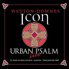 Icon - Urban Psalm (Deluxe Edition) (2CDDVD)