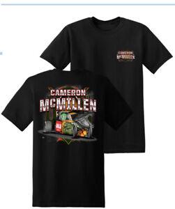 Cameron McMillen Jr Dragster T Shirt