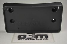 2013-2015 Chevrolet Traverse Front License Plate Bracket new OEM 22757025