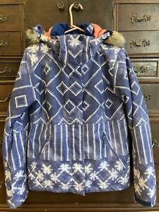 Women's Roxy Jet Ski / Snow / Snowboard Jacket Size Medium