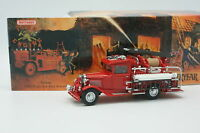 Matchbox Yesteryear Fire Engine Pompiers 1/43 - Ford AA 1932