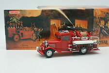Matchbox Yesteryear Fire Engine Bomberos 1/43 - Ford AA 1932