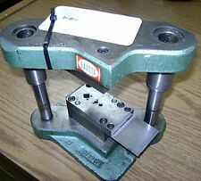 Stamping Press Tool And Die To Make Diamond Pitch .470   Jewelry, Pendant Nice