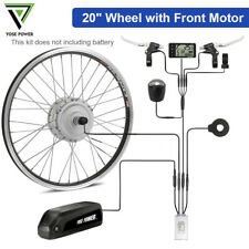 "36V250W 20"" Ruota Anteriore Kit di Conversione per Motore Ebike Bici Elettriche"