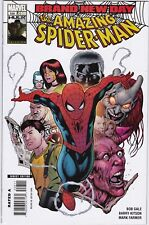 AMAZING SPIDER-MAN #558 (July 2008) Brand New Day NM