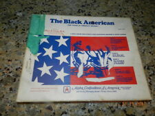 Negro in History The Black American Mary E. Greig Series 1030 Film records guide