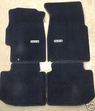 Genuine OEM Honda Civic 2dr Coupe Black Carpet Floor Mat Set 1996 - 2000 Mats