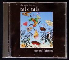 *** CD TALK TALK - NATURAL HISTORY *PARLOPHONE PRODUCTION * PRESSAGE UK ***