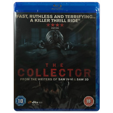 The Collector Blu-ray DVD Region 2