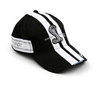 Shelby GT500 Black Hat / White Stripes Shelby OEM Obsolete Rare Piece