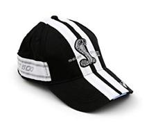Shelby GT500 Black Hat / White Stripes Shelby OEM Obsolete Rare Piece