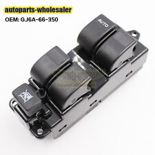 New GJ6A-66-350 Electric Power Master Window Lifter Door Switch For 03-05 Mazda6
