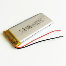 3.7V 1100mAh Li Po Polymer Battery Cells 402863 For DVD GPS MP4 MP5 PSP Speaker