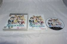 Tales of Xillia PS3 Japan Import Complete in Box North American Seller