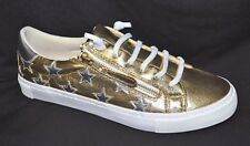 TS shoes TAKING SHAPE sz 10/ 41 Hollywood Star Sneakers wide fit gold/silver NIB