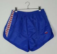 VINTAGE 90'S SPRINTER HIGH CUT SHORTS SPORT ATHLETIC RUNNING GYM OLD UK L/XL