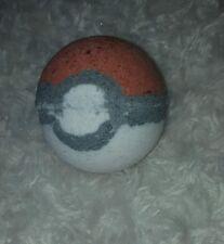 Handmade pokemon bath bomb with pokemon inside
