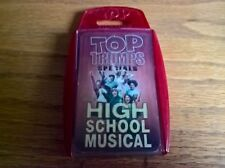 Top trumps specials card game set High School Musical