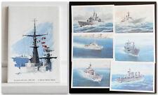 cartoline da collezione LA GUERRA DEL GOLFO La Marina Militare Italiana