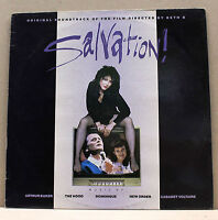 Various ‎– Salvation! (Original Soundtrack) [lp]