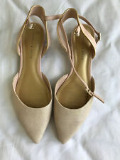 Charles & Keith new beige sandals size 37