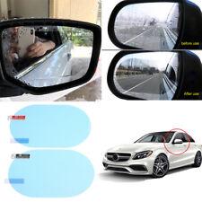 2X Auto Anti Fog Regen Schutz Außenspiegel Seitenspiegel Fenster Schutzfolie