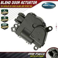 HVAC Heater Blend Door Actuator for Chrysler 200 Dodge Avenger Jeep Compass Ram