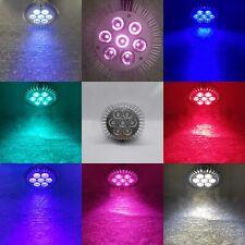 21W UV Cyan Blue Red Purple Green IR LED Lamp Light Bulb Plant Aquarium PAR30