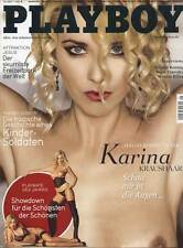 PLAYBOY 2007/05 [Mai 5/07] * Karina Kraushaar * Anja Hollands * TOP