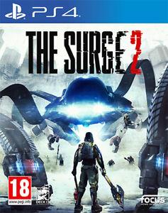 Le Surge 2 PS4 PLAYSTATION 4 Focus