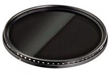 55mm ND2 ND400 de densidad neutra variable Ajustable Fader ND vendedor de Reino Unido